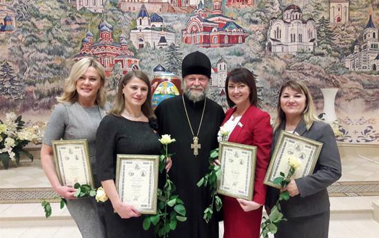 Православный Женский день в Храме-памятнике в честь Всех Святых.