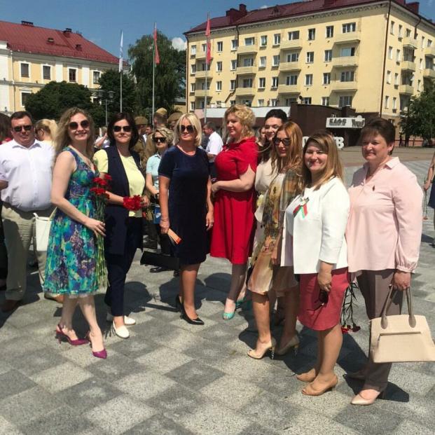 Празднование 753-й годовщины со дня основания Могилева