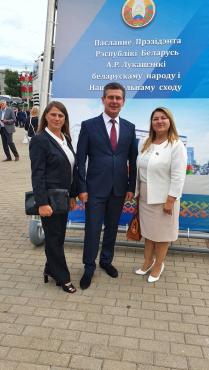 Послание Президента Республики Беларусь к белорусскому народу и Парламенту