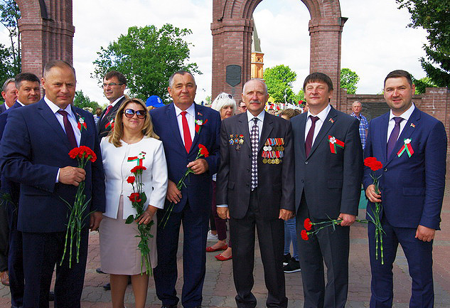 День Независимости Республики Беларусь в Могилеве